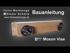 Aufsatzzange von BENCHCRAFTED (Moxon vise) - YouTube