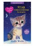 Star, o pisicuta singura in noapte - Holly Webb Binder, Stars, Trapper Keeper, Sterne, Star