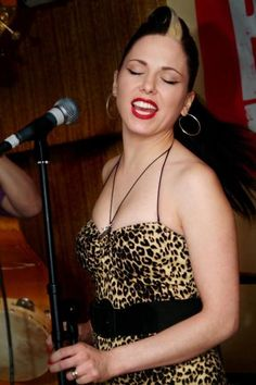 Imelda May awesome style, great voice and energy!