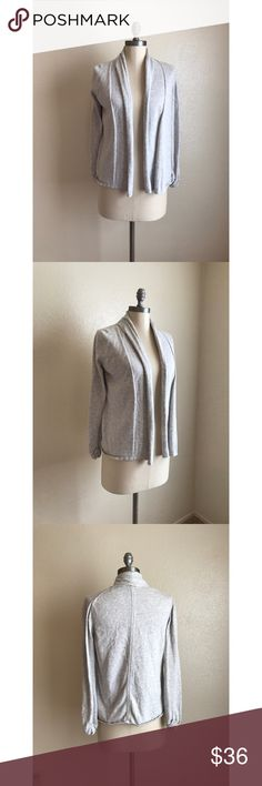 ❤️Boden Grey Cardigan❤️ Excellent condition. Size 6. No rips, stains or tears. Boden Sweaters Cardigans