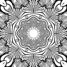 Expert Mandala Coloring Pages