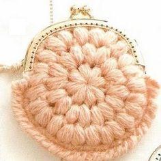 Cómo hacer un monedero a crochet