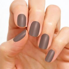 Color street nail polish strips midnight in manhattan more upper east side brings new york city sophistication to your nails with a muted creme brown creme finish each set includes 16 double ended nail polish prinsesfo Choice Image