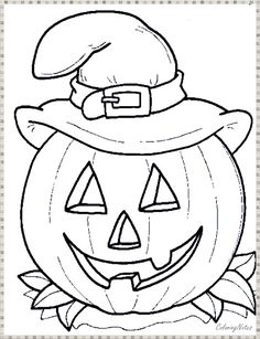 Coloring Pages Halloween Printable . 24 Coloring Pages Halloween Printable . 24 Free Printable Halloween Coloring Pages for Kids Print them All Halloween Coloring Pages Printable, Free Halloween Coloring Pages, Fall Coloring Pages, Coloring Pages To Print, Adult Coloring Pages, Coloring Pages For Kids, Coloring Books, Halloween Printable, Kids Coloring