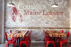 From lobster-shack chic to hunting-lodge haute cuisine, these new restaurants bring influences from all over to Los Angeles Pictured: Cousins Maine Lobster, which creates a Maine lobster shack feel on Santa Monica Boulevard