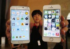 【経済】日本企業の轍は踏まず…韓国サムスンを訴え続けるAPPLEの覚悟 :  じゃぱそく!