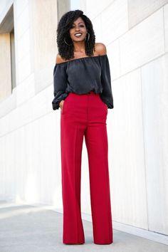 calça pantalona, looks, moda, estilo, inspiração, tendência, wide leg trousers, outfits, fashion, style, inspiration, trend