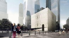 Galeria de REX divulga projeto do Centro Perelman de Artes Performáticas no WTC em Nova York - 1