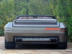 1980 Lamborghini Athon, design Bertone.