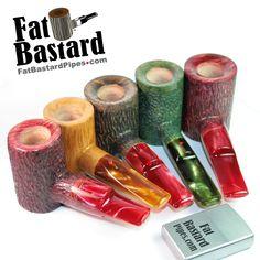 Fat Bastard Poker Pipes Pipe