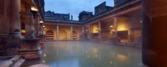 Our itinerary for Bath, England