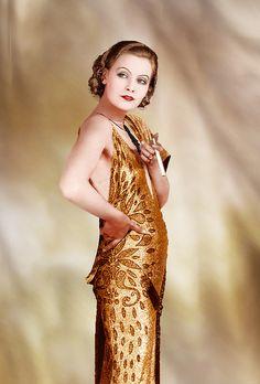 Greta Garbo | Flickr - Photo Sharing!.  Greta Garbo in The Temptress