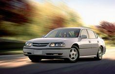 2002 Chevrolet Impala LS Sport