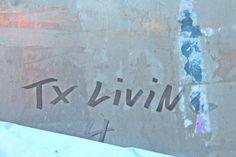 austin // texas // soco // graffiti: yep