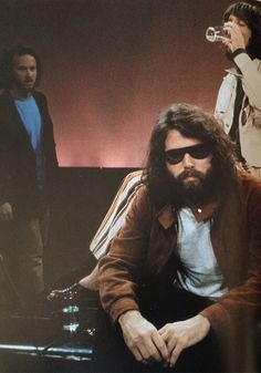 Robbie Krieger, Jim morrison and John Densmore - The Doors