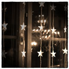 Star lights in the kids' room (okay, maybe in my room too!)