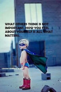 I need to remember this as I hope my kids will always feel this way...