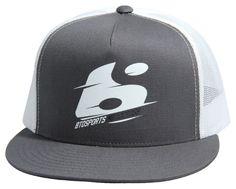 BTO Sports - Big Grey Trucker Hat