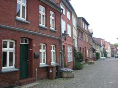 anderswohin.de: Nach Lüneburg - der Roten Rosen wegen