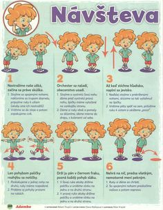 Healthy Kids, Exercise, Education, Tv, Children, School, Orchestra, Ejercicio, Excercise