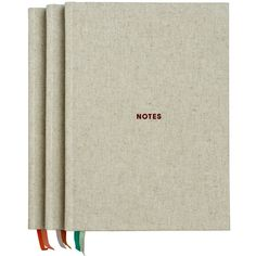Hay Notes Notebook by All The Way To Paris (32 CAD) ❤ liked on Polyvore featuring home, home decor, stationery, fillers, books, accessories, notebooks, extras, embellishments and detail