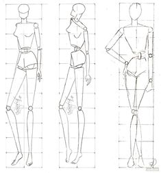 Fashion Drawing Tutorial, Fashion Figure Drawing, Fashion Model Drawing, Fashion Design Drawings, Fashion Sketches, Fashion Sketchbook, Fashion Poses, Fashion Art, Fashion Illustration Poses