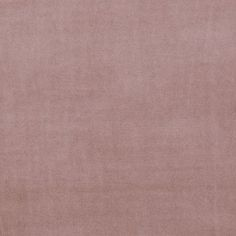 Rose - Offered in a wide range of 48 sumptuous shades, this rich cotton-like plain velvet can be used effortlessly around the home and across many contract applications.