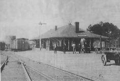 Parrish Depot