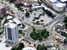 San Pedro Sula is the Commercial Capital of Honduras