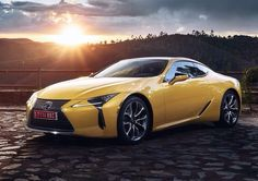 Hotter than another.Yes, Lexus is revealing a new sportscar.After the RC,the LC comes too.The introduction of the new Lexus LC performance coupe is a significant illustration of Lexus' dedication to create cars with exciting,emotional designs and exhilarating performance.The LC500 is powered by a 5.0-liter V8 engine which is also the first marked engine in the premium segment with a 10-speed automatic transmission.The LC comes in US in spring 2017,Europe later.Audi,BMW and Mercedes are…