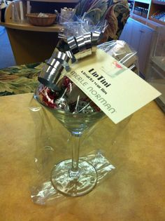 LipTini at Merle Norman...could make these with lip scrubs from Mary Kay too...cute gift for friends