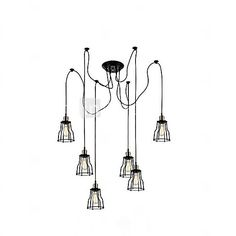 Restaurant with Contracted Droplight - GBP Cheap Chandelier, Restaurant, Kitchen, Stuff To Buy, Cooking, Diner Restaurant, Kitchens, Restaurants, Cuisine