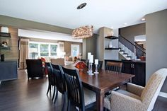 Baltes Remodel - contemporary - dining room - minneapolis - Ispiri Design-Build