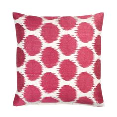 Discover the Day Birger Et Mikkelsen Drip Cushion Cover - Rosa - 50 x 50cm at Amara