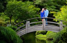 Lauren & Mark – Fort Worth Botanic Gardens Engagement Session » Dallas-Fort Worth Wedding Photographer | Ivey Photography www.iveystudio.com