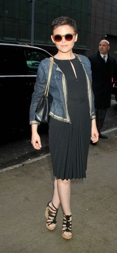 Ginnifer Goodwin Fashion and Style - Ginnifer Goodwin Dress, Clothes, Hairstyle - Page 3
