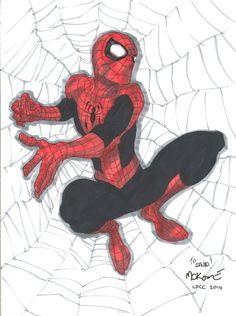 Spider-Man by Mike McKone.
