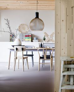 Octo pendant by Secto Design. Through the Lens of | Jeroen van der Spek. www fredishere.com.au