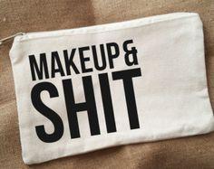 Hustle Cotton Canvas Tote Bag por FranklyNoted en Etsy