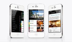 Château de Villa / application web mobile Mobiles, Web Mobile, Application Web, Villa, Site Internet, Mobile Marketing, Mobile Phones, Fork, Villas