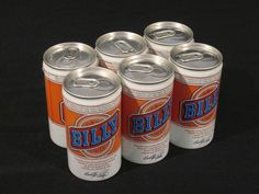Collectable Biily Beer unopened 6-pack for sale!