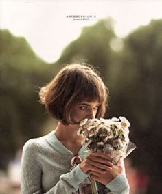 Attention all Amélie wannabes: The January Anthropologie catalog knows that you secretly wish you could be a quirky, insouciant French gamine living in Paris. Or at least: Dress like one.