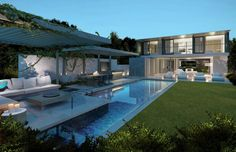 Modern #Home #Design #Pool   A Boyle 17   Sydney, Australia   SAOTA