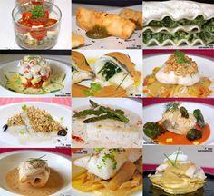 Doce recetas con merluza Yummy Recipes, Mexican Food Recipes, Cooking Recipes, Ethnic Recipes, Kitchen Dishes, Spanish Food, Omelette, Churros, Empanadas