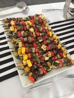 Grilled Vegetable Sk