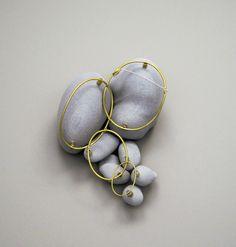Tammy Young Eun Kim: contemporary metalsmith & jeweler - 2013