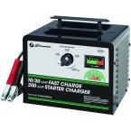 6/12-Volt Manual Bench Top Farm/Ranch Charger with Engine Start