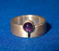 #ring #zilver #silver #stone #edelsteen