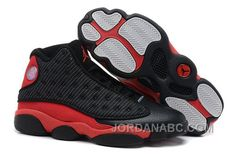 http://www.jordanabc.com/cheap-air-jordan-13-xiii-retro-bred-black-varsity-redwhite-for-sale.html CHEAP AIR JORDAN 13 (XIII) RETRO BRED BLACK/VARSITY RED-WHITE FOR SALE Only $85.00 , Free Shipping!