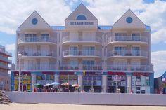 Ocean City 3 br Ocean View Vacation Rental Condo: Ocean's Edge 503